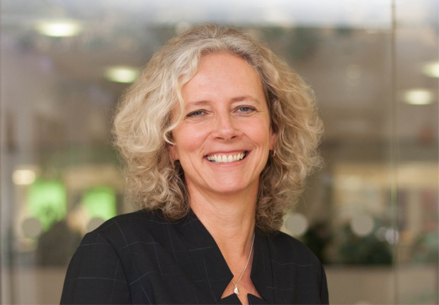 A photo of Chief Social Worker Isabelle Trowler